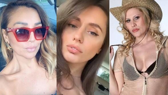 Лила, Љупка Митрова и Ирена Спасовска – три убавици, два заеднички именители, еден избор: На која најдобро и легна? (ФОТО)