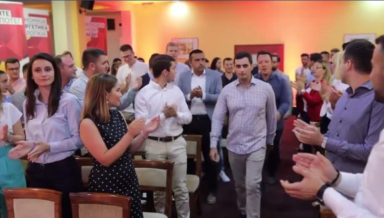 УМС на ВМРО-ДПМНЕ: Ја завршивме првата Летна Школа УМС со многу нови знаења, вештини, и нови пријателства (Видео)