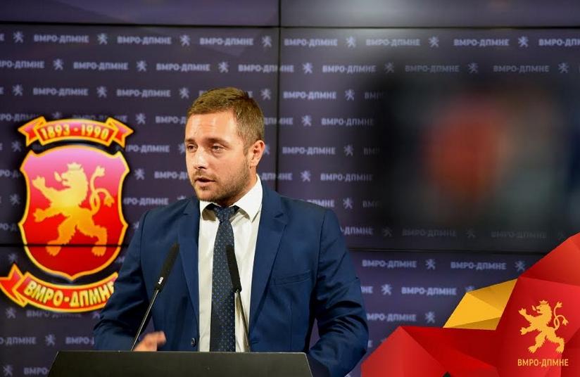 """Арсовски: Дали Заев, Русковска и Јовевски сакаат да ја забошотат целата истрага за """"Рекет""""?"""