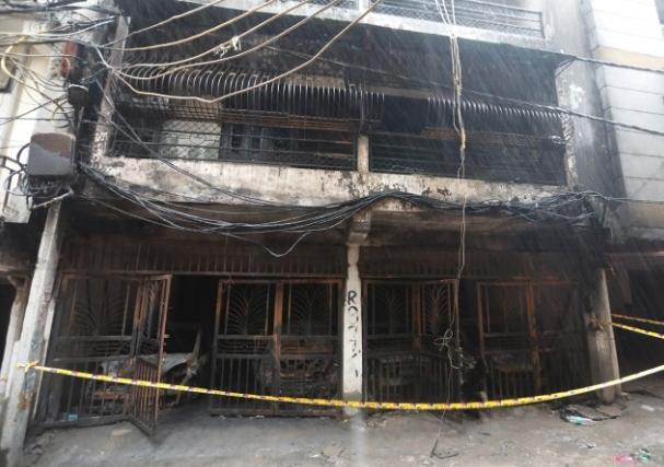 Пожар во зграда: 6 лица загинаа, 10 повредени- ова е честа појава во Њу Делхи