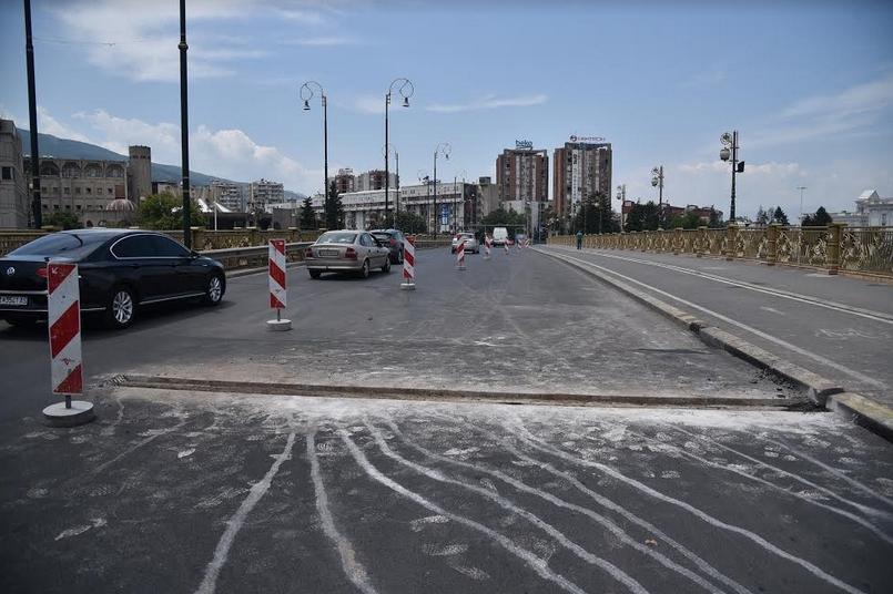 """Нов режим на """"Гоце Делчев"""": Времетраењето на сообраќајниот хаос е вкупно 40 дена- еве кога ќе заврши"""