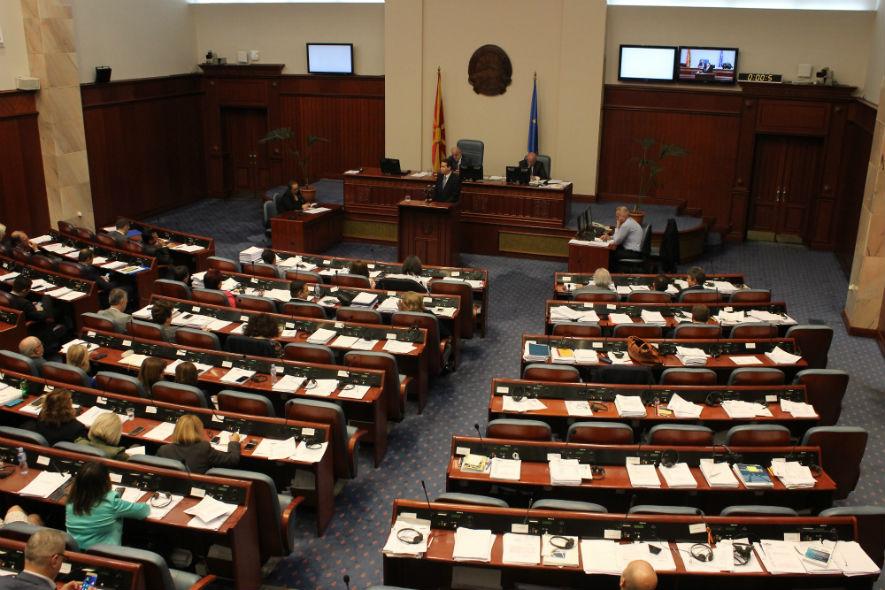 СДСМ не обезбеди ни просто мнозинство за да се изгласа законот за Јавно обвинителство