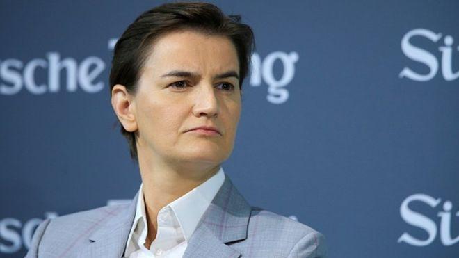 Брнабиќ: Државата е силна, институциите работат, насилството нема да победи
