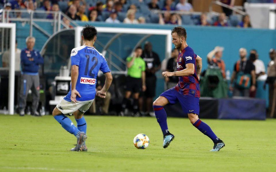 Барселона го победи Наполи