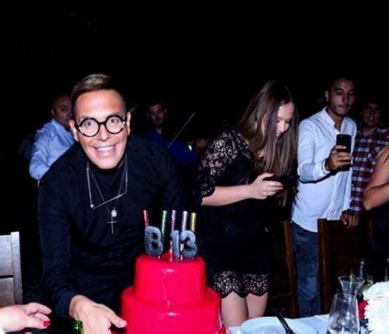 Боки 13 минатиот роденден славеше на луксузен италијански начин, а годинава преку италијански медиуми ќе прослави во затвор (ФОТО)