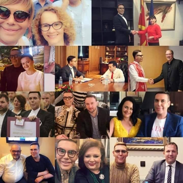 Мицкоски: Погледнете кои лица седеа до Боки Јовановски и се ќе ви е јасно за Рекет, таму е цело СДСМ