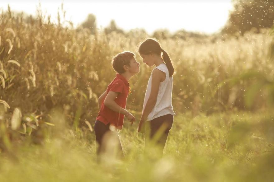 Вистинска приказна за љубовта меѓу братот и сестрата, кои животот би го дале еден за друг
