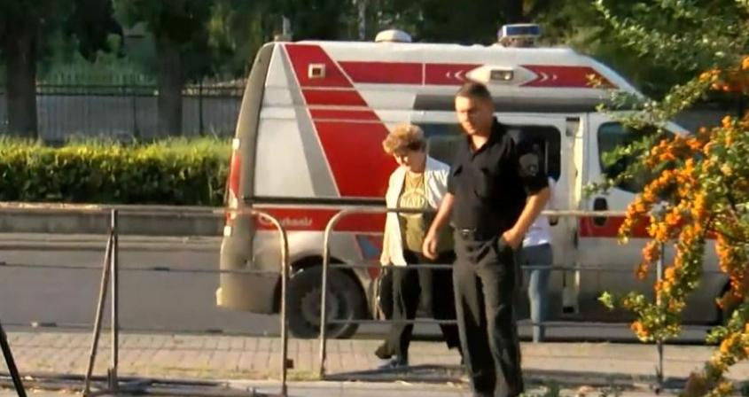Јанева се чувствувала подобро, екипата на Брзата помош го напушти судот