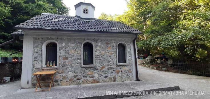Украдени 3.000 денари од црква во Беловиште, Тетовско