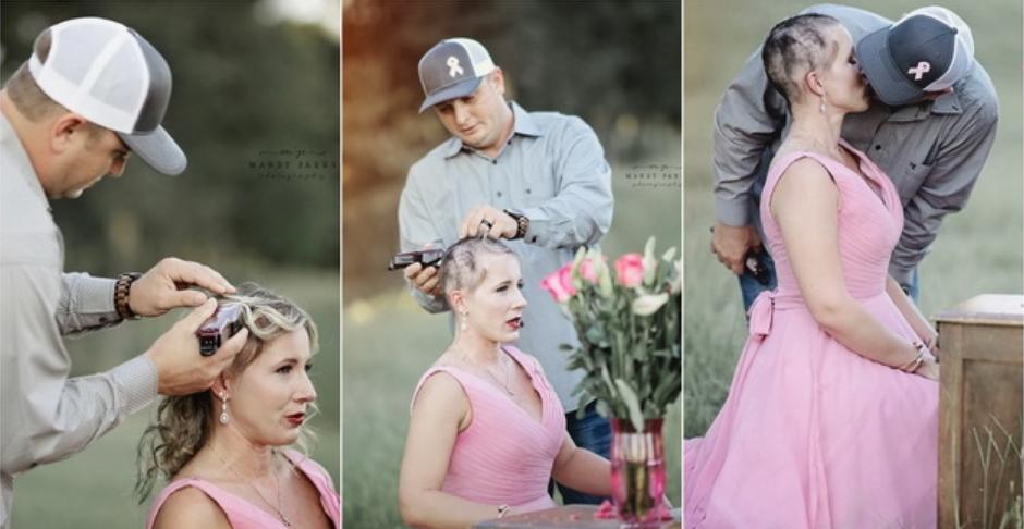 """""""И во добро и во зло"""": Неговата сопруга дознала дека боледува од рак, па мажот го исполнил ветувањето дадено пред Бог"""
