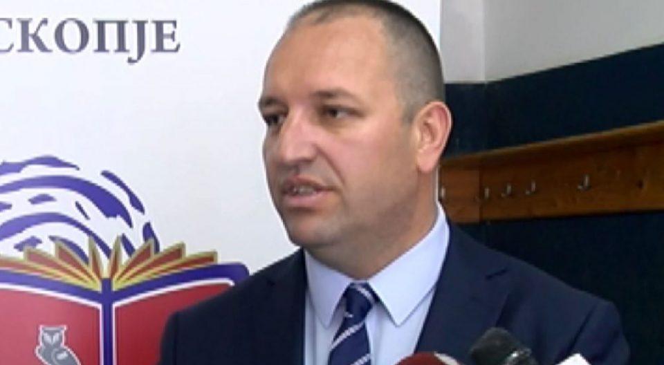 Деканот Дујовски на чело на работната група за ветинг во МВР