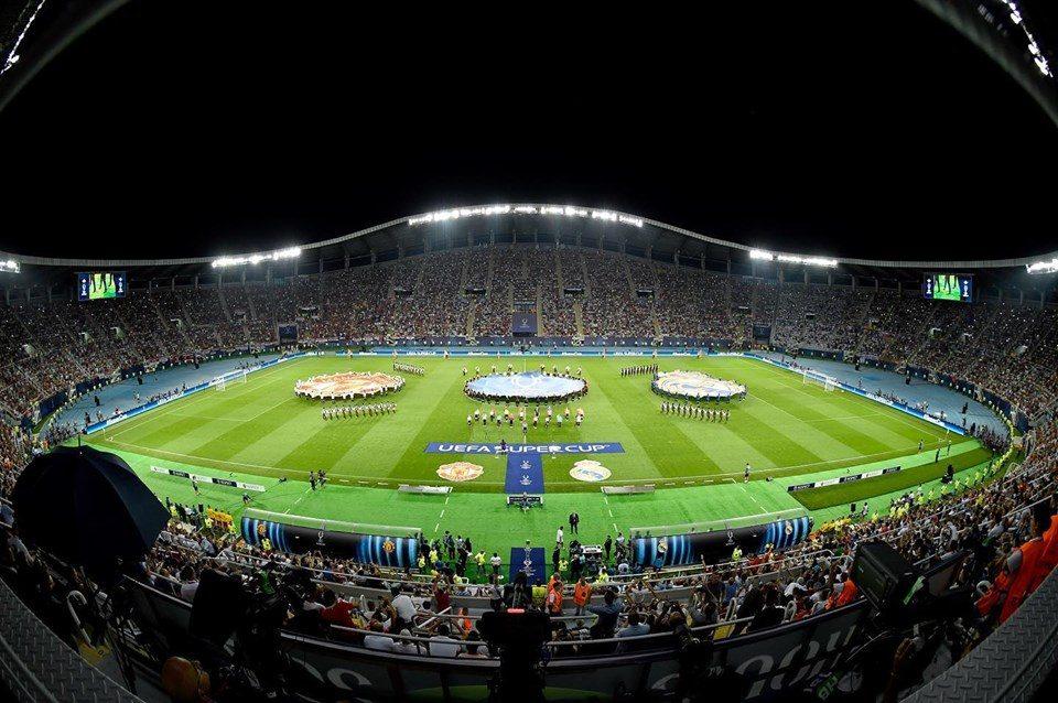 ФФМ горди: На денешен ден го организиравме Супер купот, најголемиот спортски настан во нашата историја