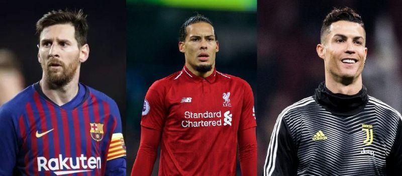 Ван Дијк, Роналдо и Меси во трка за најдобар играч во ЛШ