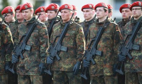 Германија повлекува дел од војниците во Ирак