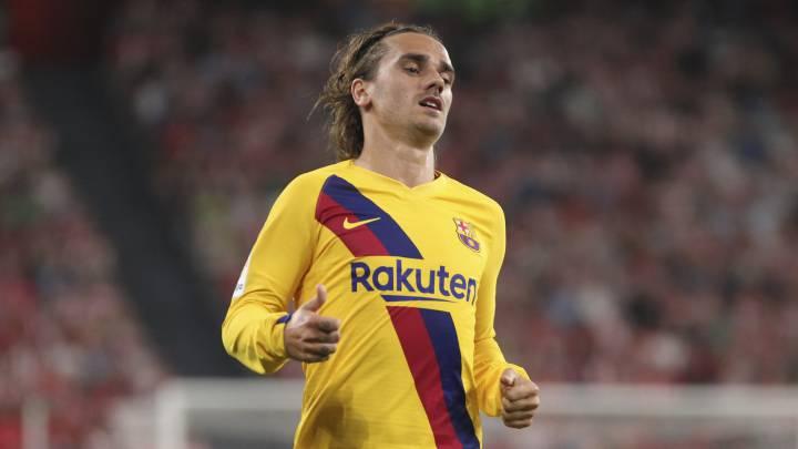 Гризман веќе почнал да размислува да ја напушти Барселона