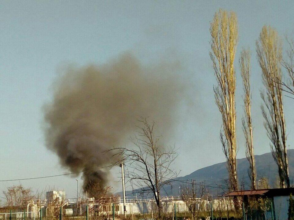 Депонијата во Ново Село повторно го загадува воздухот