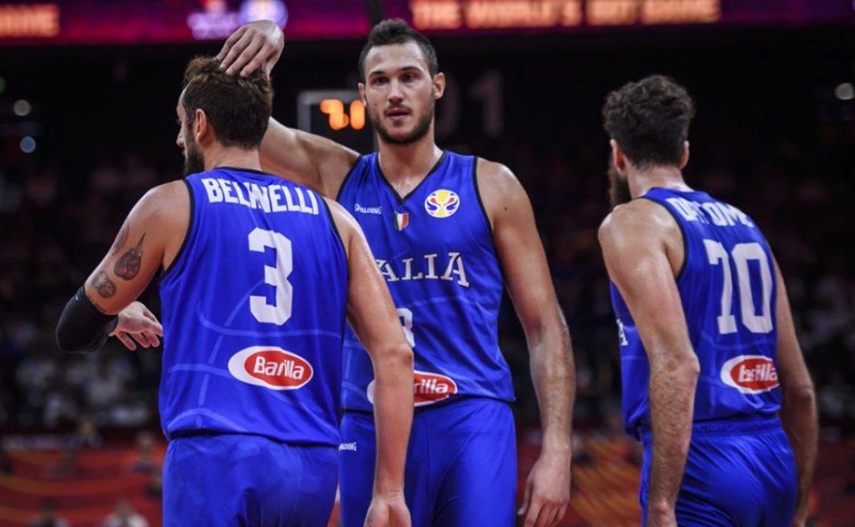 Италија со убедлива победа против Филипини
