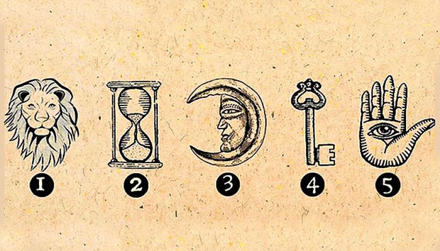 Изберете еден симбол и дознајте што ве чека во иднината