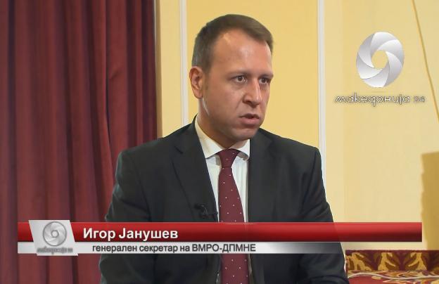 Интервју со Јанушев: Единственото решение е организирање на итни и неодложни предвремени парламентарни избори