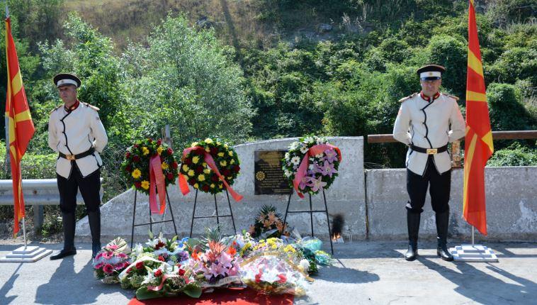Осумнаесет години од загинувањето на 10-те армиски резервисти кај Карпалак