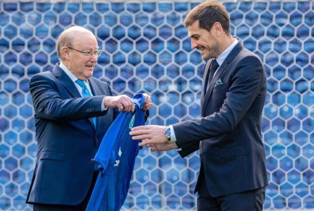 Порто го пријави Касиљас за настап во португалското првенство