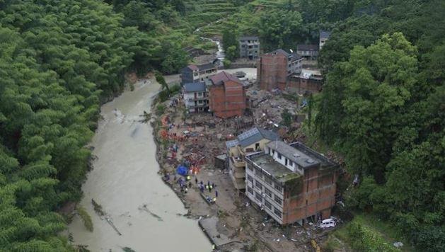 На Кина и се закануваат нови дождови и поплави