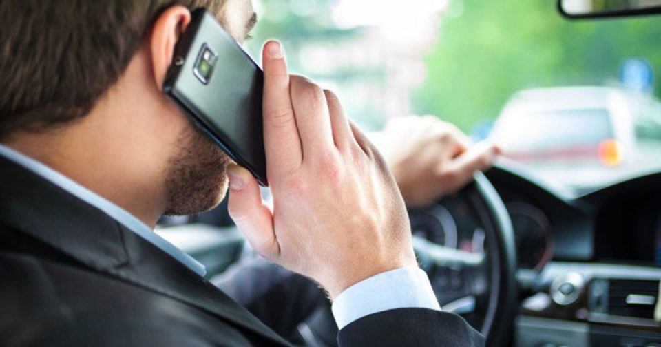 Санкционирани 23 возачи кои користеле мобилен