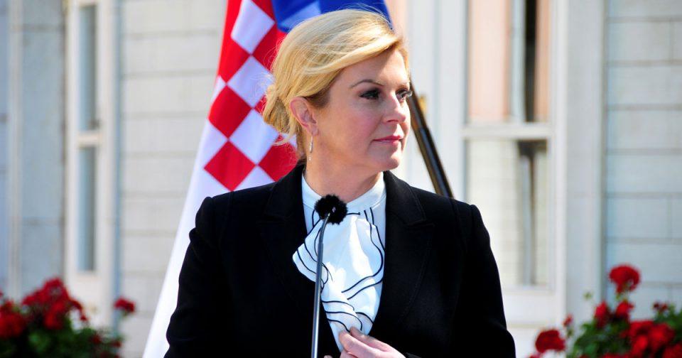 Грабар-Китаровиќ најави кандидатура за втор мандат