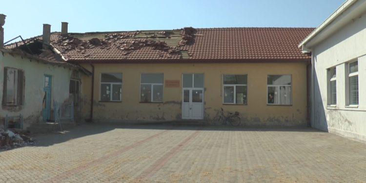 Во новата учебна година, учениците од Крупиште ќе учат во опожарена зграда, обвини ВМРО-ДПМНЕ
