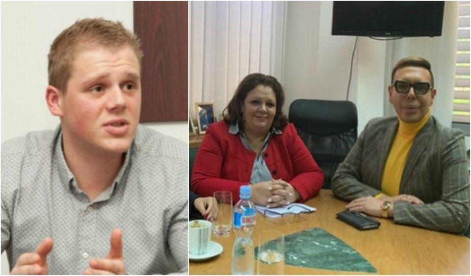 Поранешен пратеник објавува информации кои покажуваат дека во рекетот бил директно инволвиран и синот на Катица Јанева