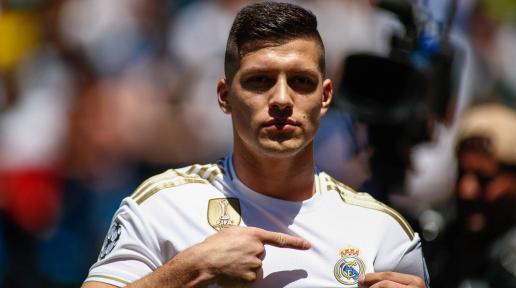 Јовиќ на линија за првата меч топка на Реал Мадрид