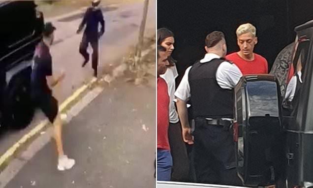 По нападот ни трага ни глас од фудбалерот: Целиот свет се загрижи за Озил откако дозна како се обезбедува неговиот дом во Лондон (ФОТО)
