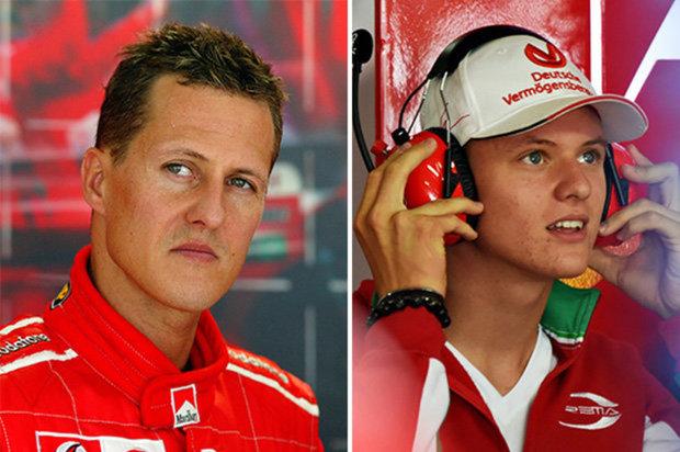 Нема место за талентираниот син на Шумахер