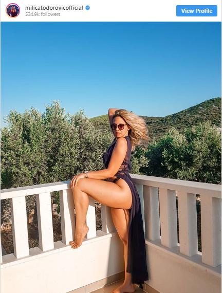 Милица Тодоровиќ без трошка шминка! Покажа како навистина изгледа без шминка, многумина беа изненадени – коментарите само пристигнуваат (ФОТО)