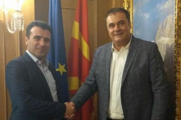 Башановиќ уште една година ќе го советува Заев