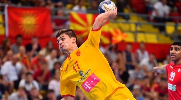 БРАВО МОМЦИ: Македонија во драматична завршница го совлада Бахреин за втора победа на Светското првенство
