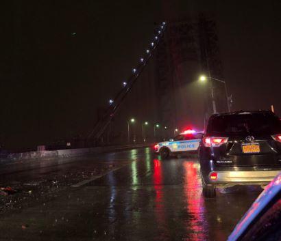 """Поради дојава за бомба на 2 часа затворен мостот """"Џорџ Вашингтон"""" во Њујорк"""