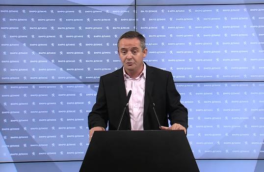 Николов: Истражните органи ќе ги повикаме да ја одредат и да ја потврдат веродостојноста и целокупното спроведување на оваа процедура