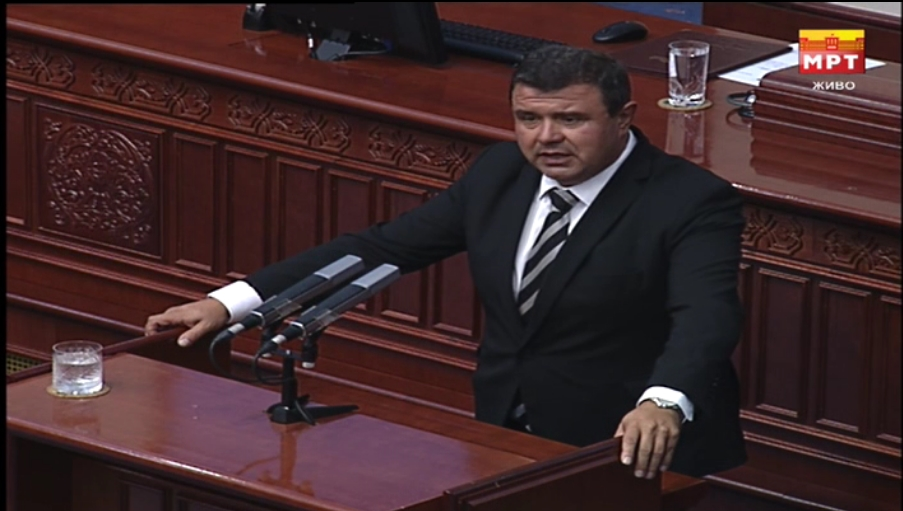 Мицевски: Не е потребна смена на неколку министри, туку оставка на премиерот, оваа Влада секој ден повеќе тоне во својот неуспех