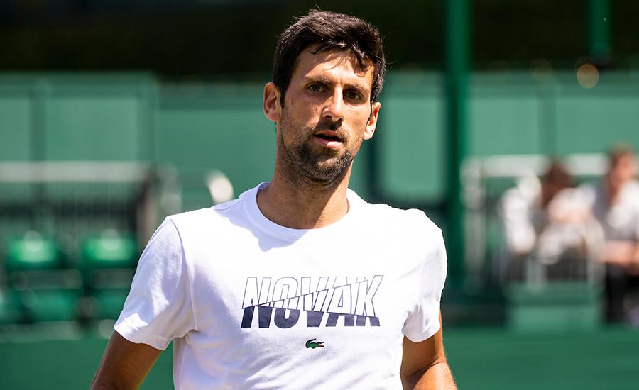 Ѓоковиќ по жрепката на УС Опен: Не ми кажувајте каде падна Федерер