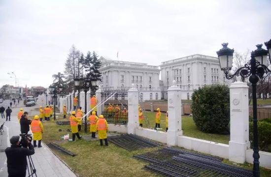 Дали Заев, Рашковски и Пеце Мирчевски договориле набавка на цвеќе за 783.000 евра?