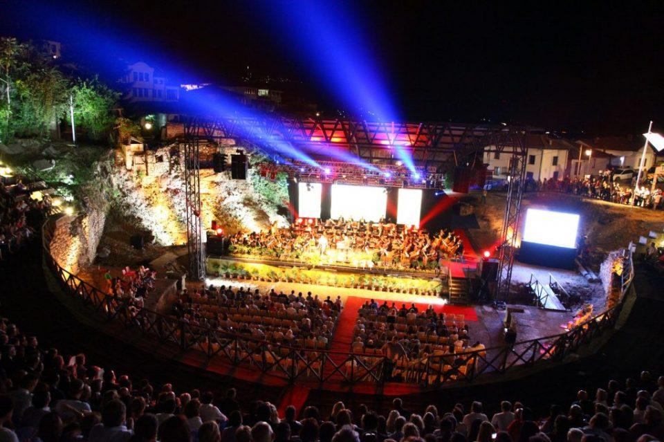 """Турскиот театар со претставата """"Бог на масакарот"""" за затворање на """"Охридско лето"""""""