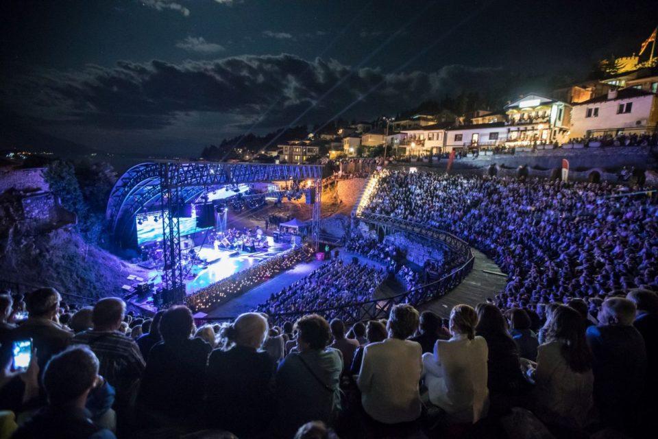 """На """"Охридско лето"""" вечер со уметниците од """"Бенсман"""" саксофон квартетот"""