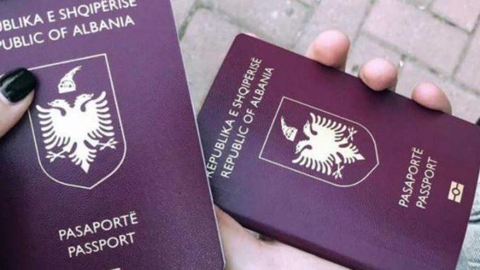 Државјанство и пасош на Албанија за сите Албанци