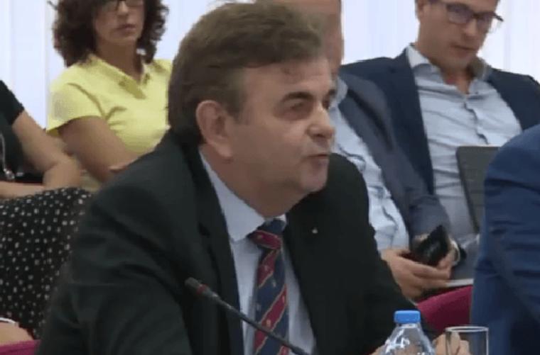 """Антони Пешев: """"Рекет"""" ја прели чашата и кај бизнисот"""