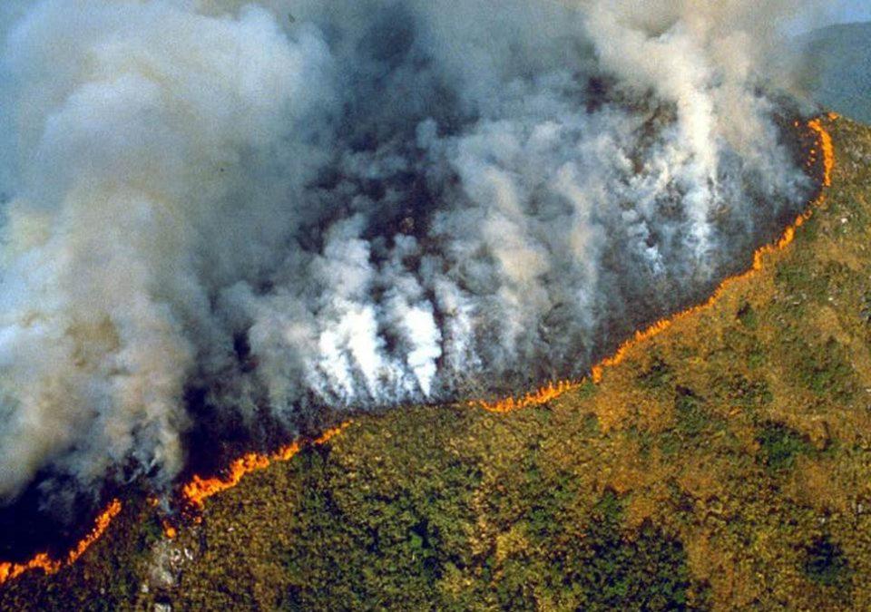 Макрон: Нашата куќа е во пламен, ова е меѓународна криза
