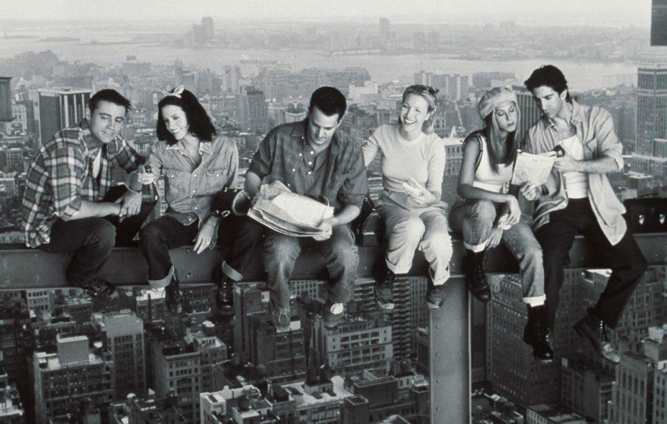 """""""Пријатели"""" слават 25-годишнина од пилот-епизодата"""