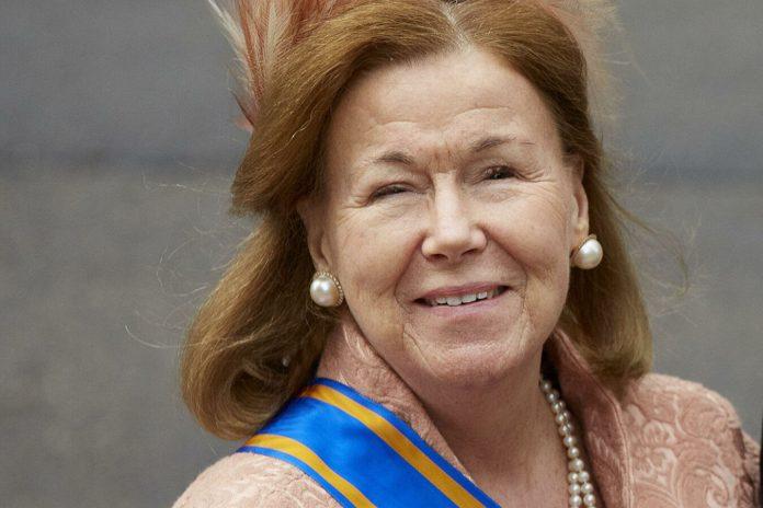 Почина холандската принцеза Кристина