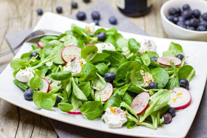 Листа на најздрави салати