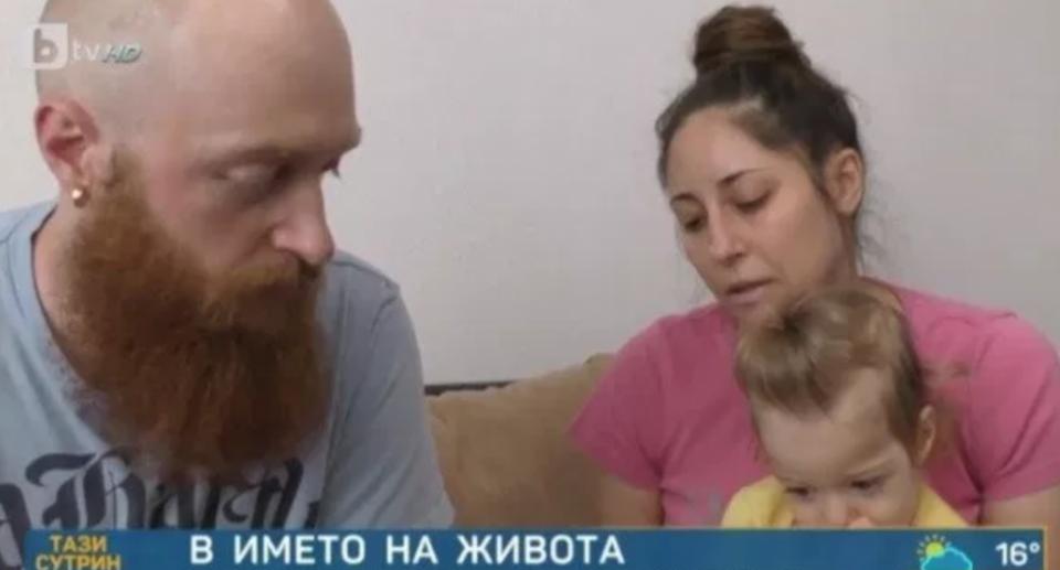Пример за хуманост: Родители на болно дете собраа пари, но не само за своето туку и за други деца